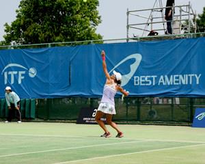 久留米ベストアメニティカップ国際女子テニス大会