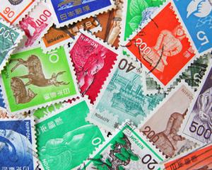 使用済み切手 収集