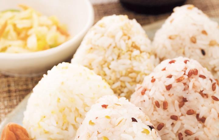 誰も見向きもしない雑穀米。歩き始めた雑穀米。