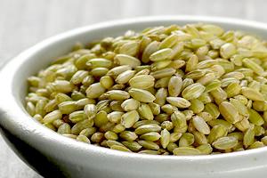 発芽青玄米