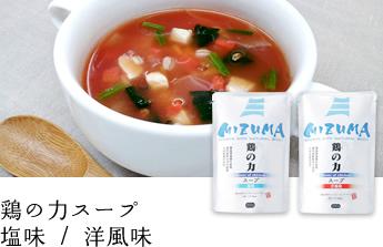 鶏の力スープ 塩味 / 洋風味