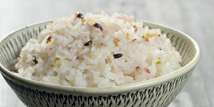 雑穀米のおいしい炊き方