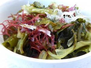海藻サラダイメージ