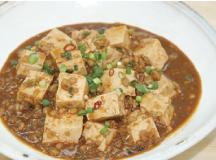 雑穀麻婆豆腐