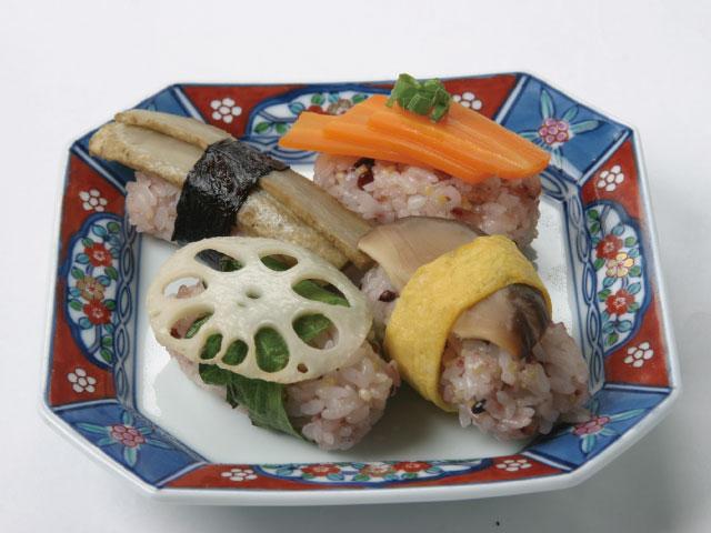 雑穀野菜すし640×480