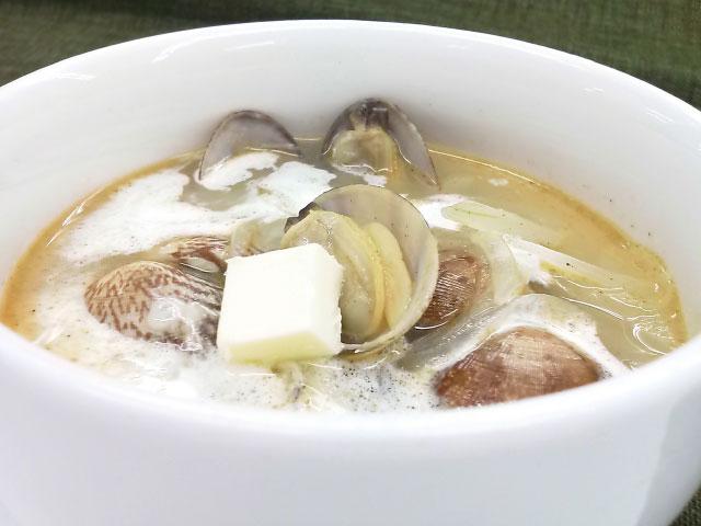 あさりのスープ640×480