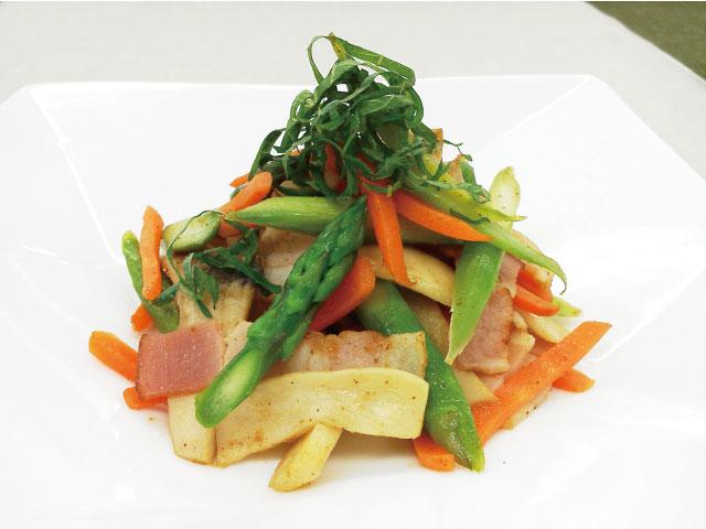 季節の野菜炒め640×480